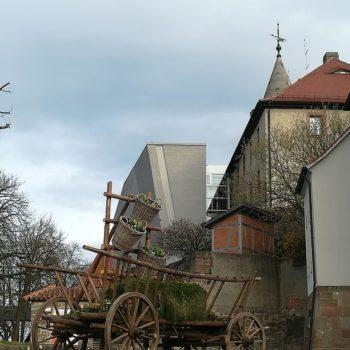 Altes und Neues am Fuße der Leuchtenburg; Marlies Fiedler