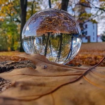 Herbst Impression im Schlossgarten (Eisenberg); Daniel Klie